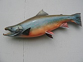 Arctic Char or Dolly Varden : Arctic Char Fish Mount-For The Best Fish Taxidermy Use Mark Oslund